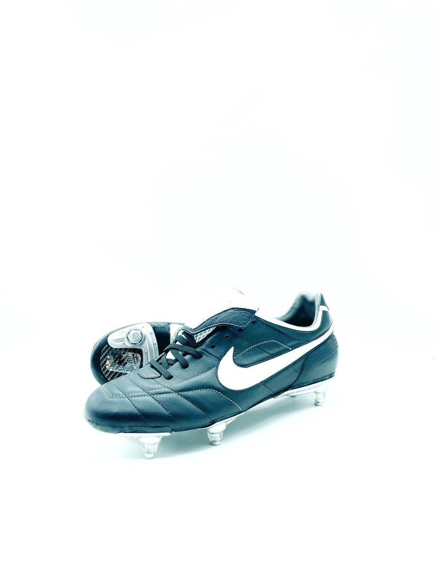 Image of Nike tiempo legend Sg black