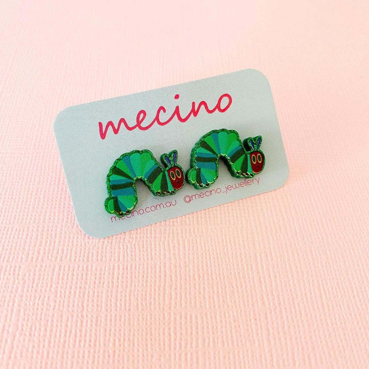 Image of The Hungry Caterpillar- Studs