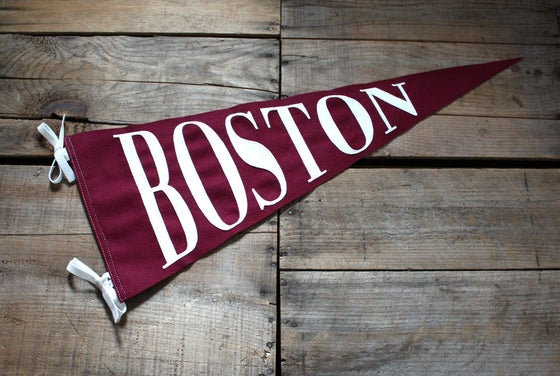 Image of Boston Pennant