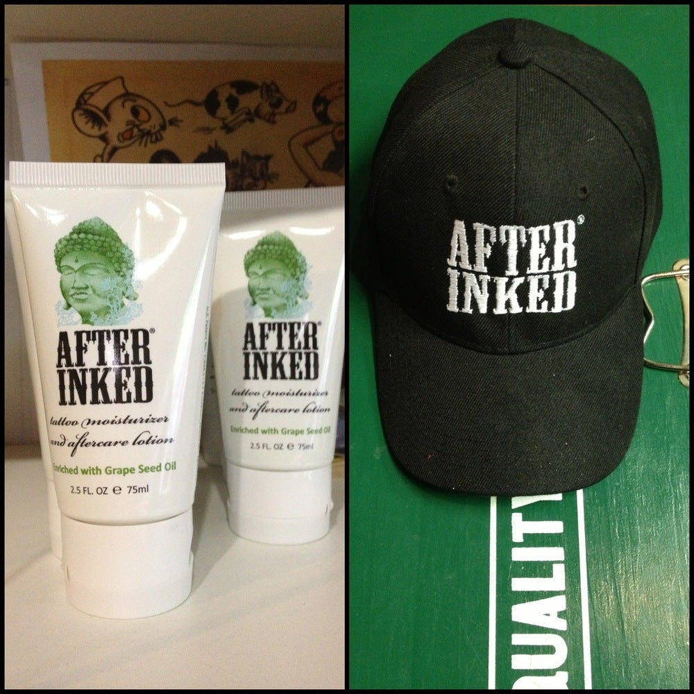 Image of After Ink Lotion