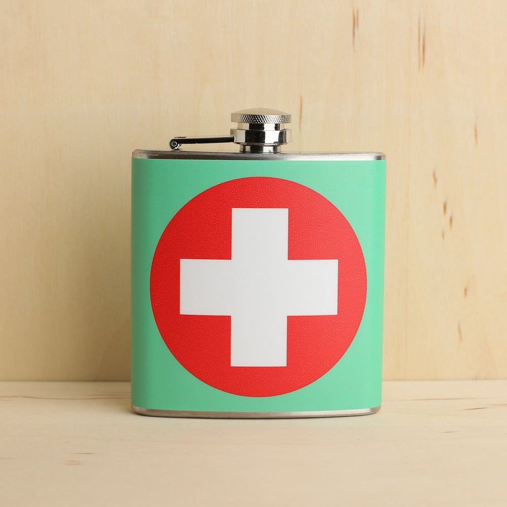 Image of First Aid Green