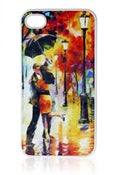 Image of Watercolor Print iPhone 4 Case