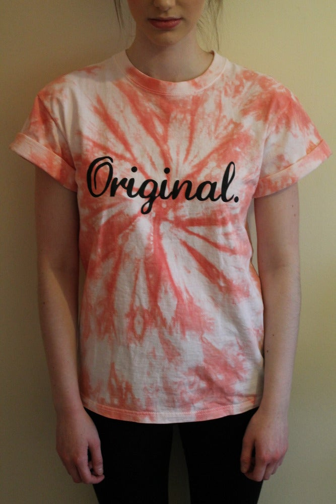 Image of PEACH TEE