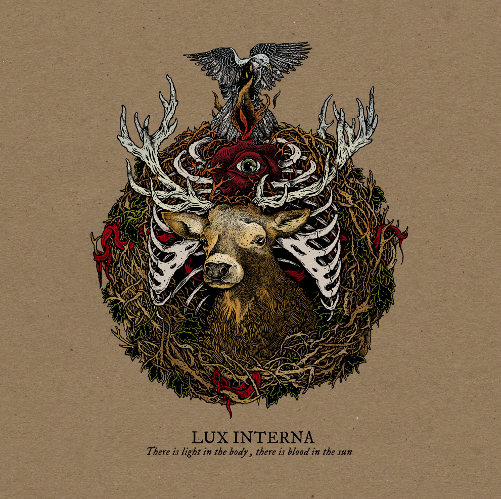 Image of Lux Interna - There is light in the body, there is blood in the sun 2xLP