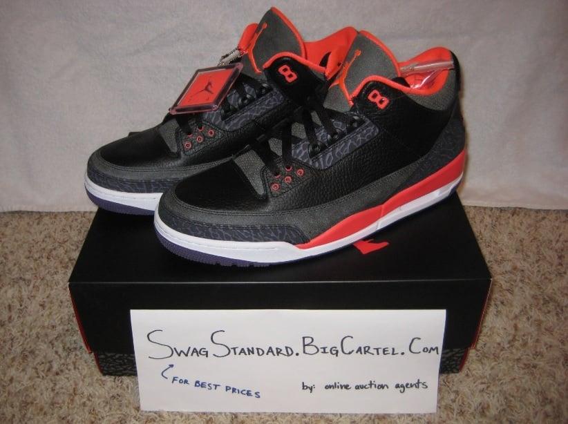 half off 8420f 24278 Image of Nike Air Jordan 3 Retro