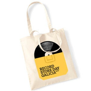 Image of Tote Bag del Record Store Day Galicia