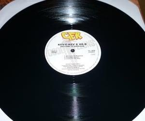 Image of Kev E Kev & Ak B - 'Welcome To Dopeland EP' BLACK VINYL