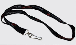 Image of Wicked Lanyard