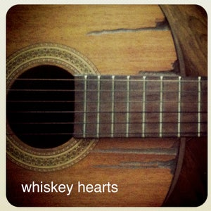 "Image of Whiskey Hearts 'So Cold / Got Away' 7"" Single"