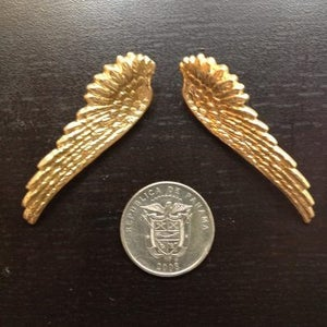 "Image of ""Pretty Wings"" earrings"