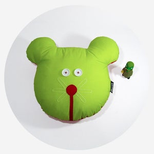 Image of PILLOW SKIPPER the mouse
