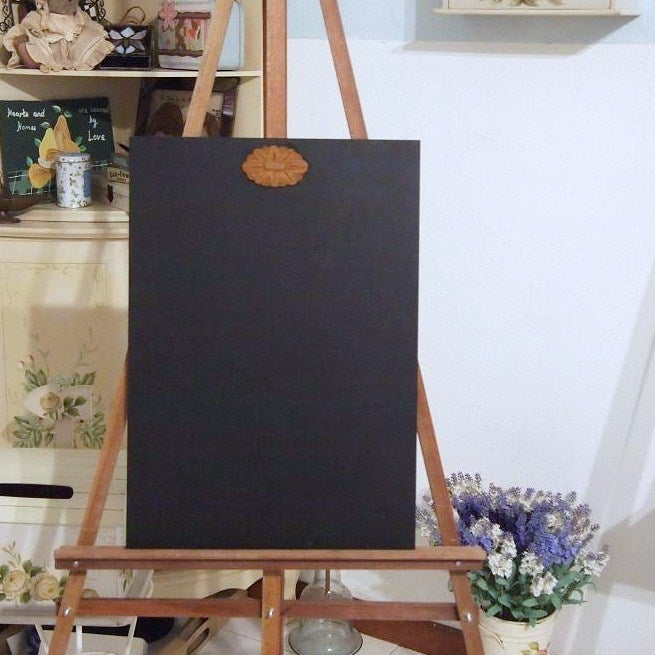 Image of sunflower chalkboard