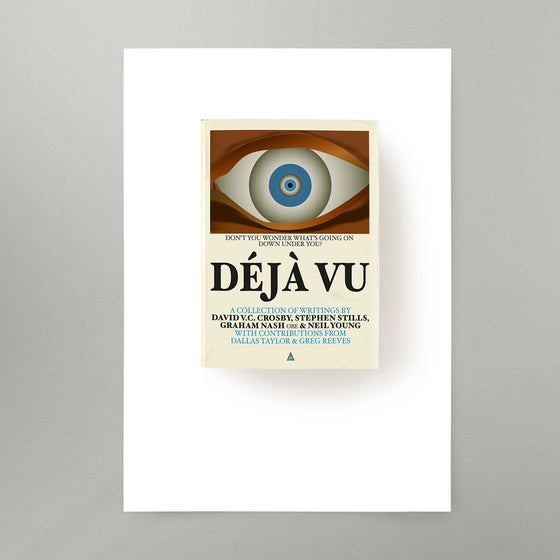 Image of Déjà Vu Art Print