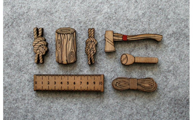 Image of Tool badges