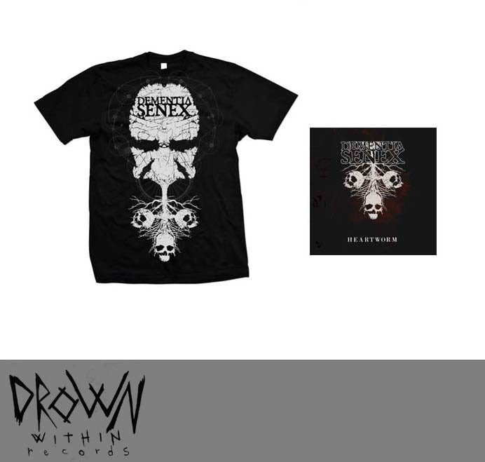 Image of Heartworm EP + T-Shirt