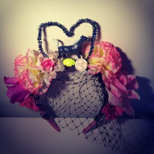 Image of Kitsch Sweetheart Floral Headband