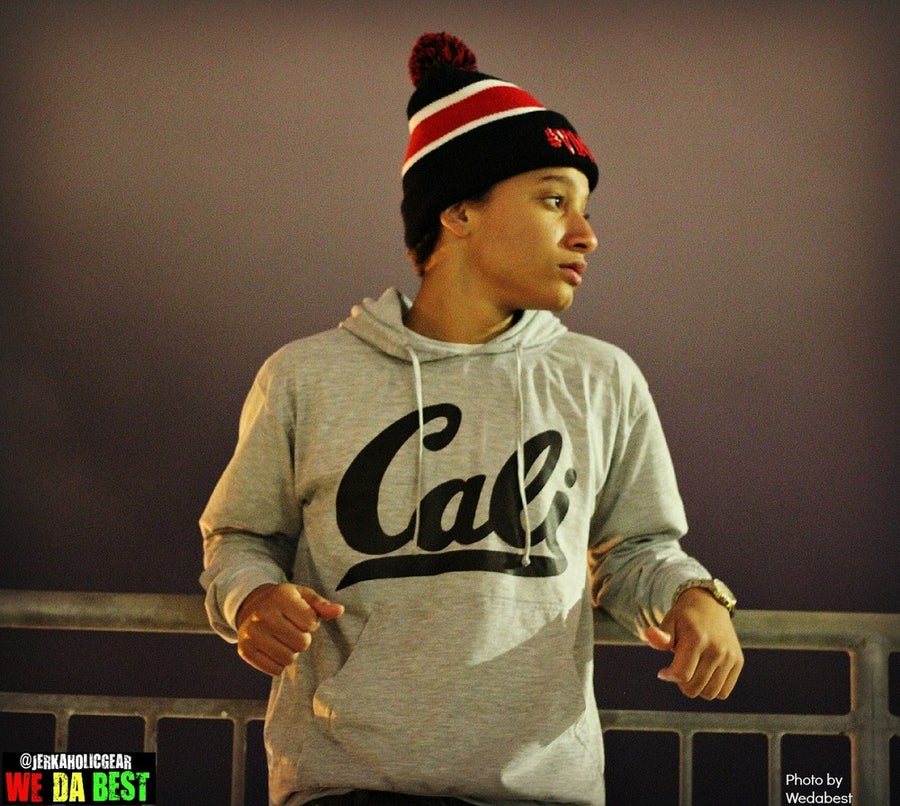Image of #CALI HOODIE (WORLDS FAMOUS NOW ) WE DID AGAIN