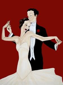 Image of The Dancers (Art Print)