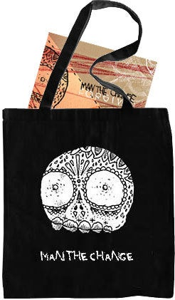 Image of Man THE CHANGE:Forgiver CD+Bag