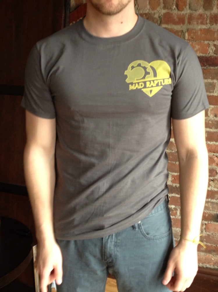 Image of Slate Grey Tee