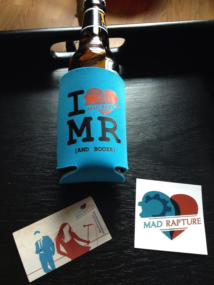 Image of MR Beer Cozy