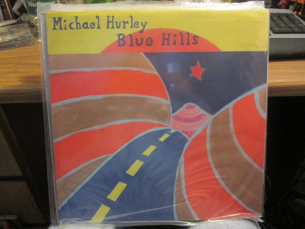 Image of Michael Hurley Blue Hills LP Mississippi Records