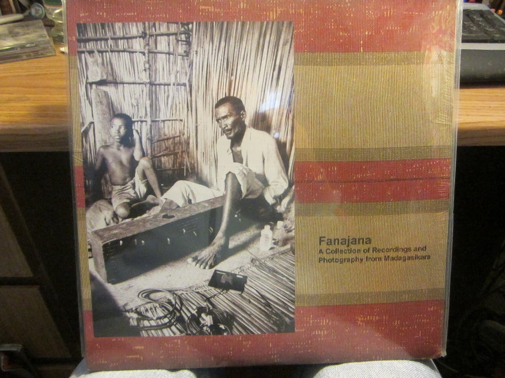 Image of Fanajana Collection of Recordings and Photography from Madagascar LP Sealed