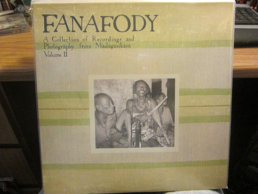 Image of Fanafody- Collection of Music & Photography from Madagascar Vol.2 LP Mississippi Records