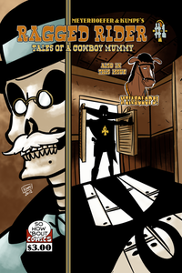Image of Ragged Rider: Tales of a Cowboy Mummy #1