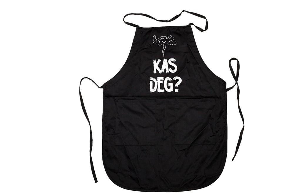 Image of Kas deg? Apron