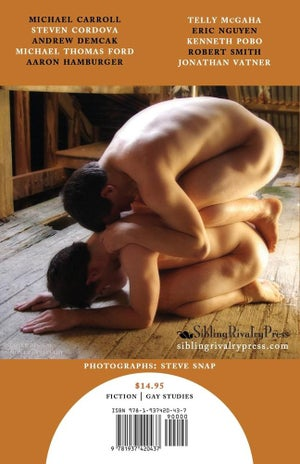 Image of Jonathan Issue 02: A Journal of Gay Fiction (PAPERBACK)