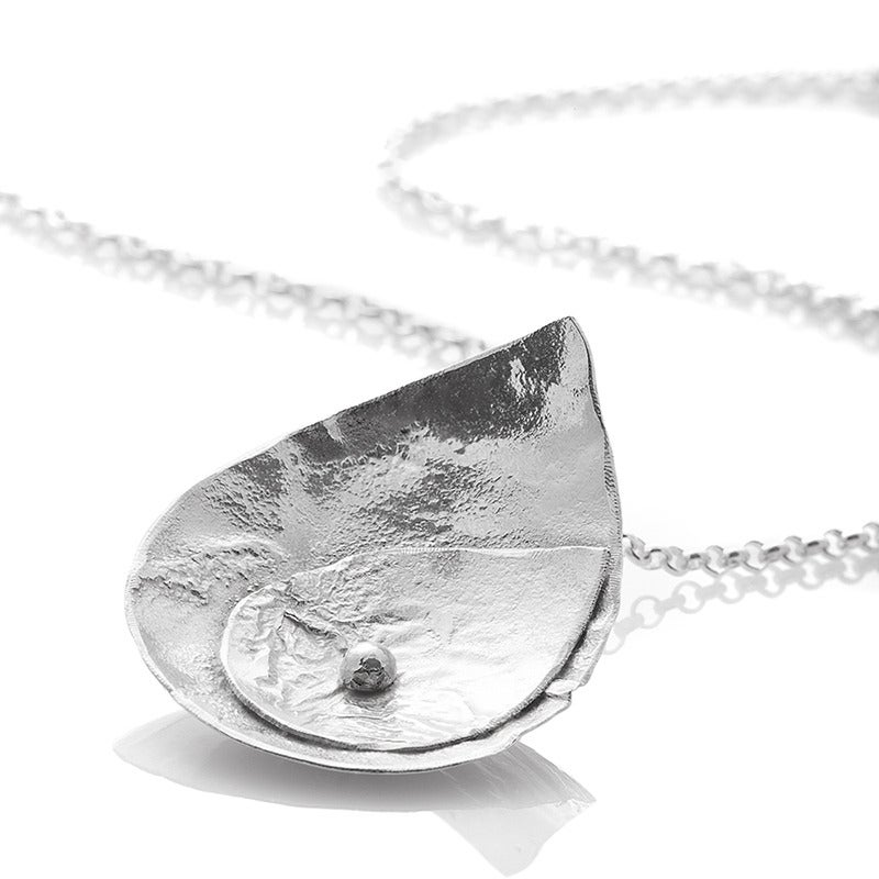 Image of Double Tear Drop Necklace