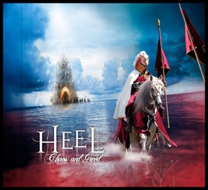 Image of Heel- Chaos & Greed - RRCD041