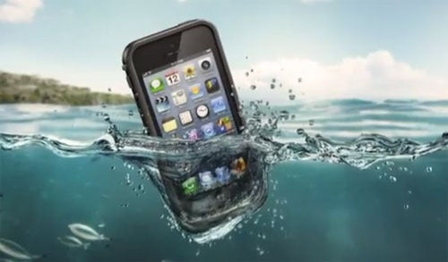 Image of Waterproof/Shockproof iPhone 5 case