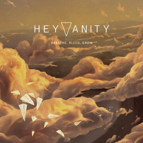 "Image of Hey Vanity - ""Breathe Bleed Grow"" CD EP"