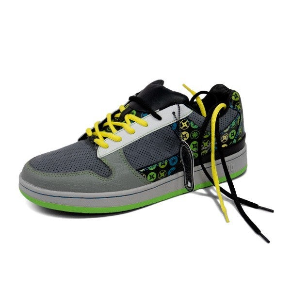 Image of JB Classics Getlo Lo Shurikens Grey Shoes