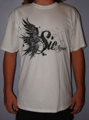 Image of Sic Apparel Wings Tee