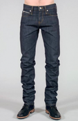 Image of N&F Skinny Guy - Left Hand Twill Selvedge