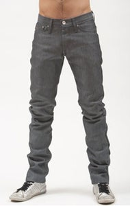 Image of N&F Weird Guy - Grey Selvedge