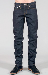 Image of N&F Weird Guy - Left Hand Twill Selvedge