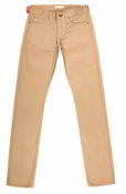 Image of Unbranded UB107 - Beige Selvedge Chino