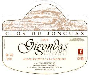 Image of Clos du Joncuas