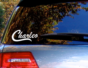 Image of The Original Charleo Decal