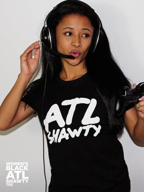 Atl shawty (Women's) Black