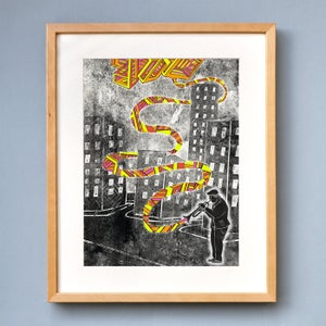 Image of Music Man - Limited Edition Print