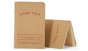 Image of Camp Trip Booklet (Set of 2)