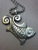 Image of Good Luck Koi Fish Necklace