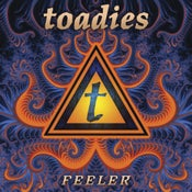 Image of Toadies : Feeler CD