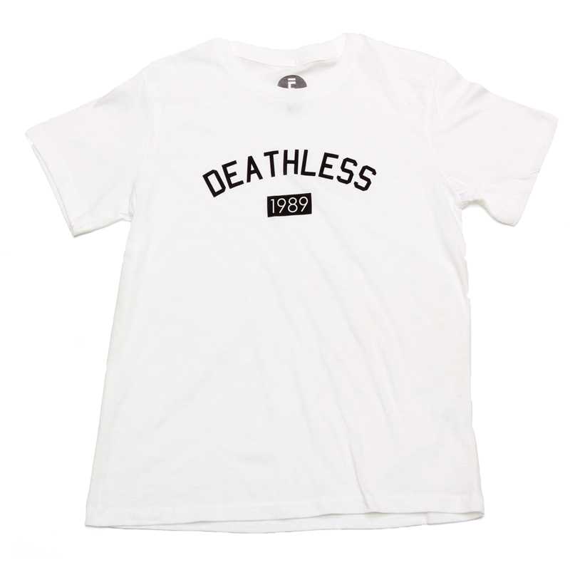 Image of Deathless Tee (White)
