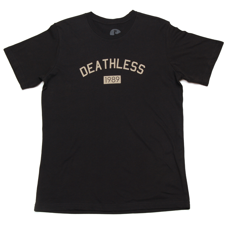 Image of Deathless Tee (Black)